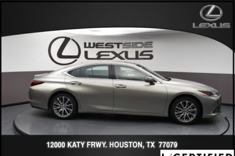 L/Certified 2019 Lexus ES 350 ES 350 Luxury